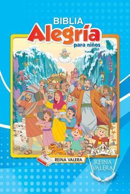 Biblia alegría para niños (Tapa dura) [Biblia]