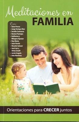 Meditaciones en familia (RÚSTICA) [Devocional]