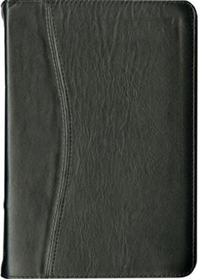 Biblia elegante negra (CUERO) [Biblia]