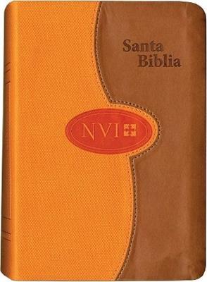 Biblia compacta letra grande (Imitación piel) [Biblia]
