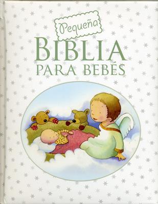 Pequeña biblia para bebés (Tapa dura) [Biblia]