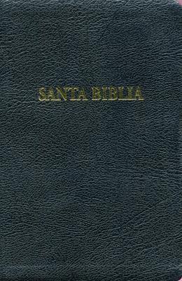 Biblia RVG letra grande (CUERO) [Biblia]