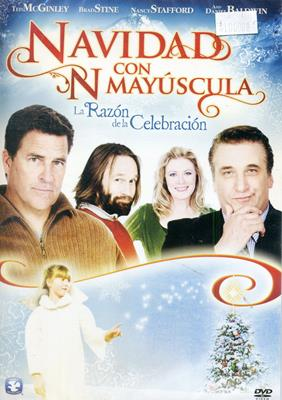 Navidad con `N` mayuscula (Plástico) [DVD - Película]