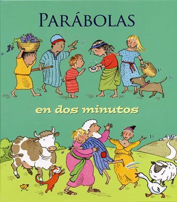 Parábolas en dos minutos (Tapa dura) [Libro]