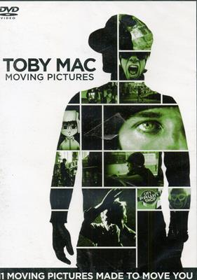 Toby Mac Moving Pictures (Plástico) [DVD - CONCIERTO]