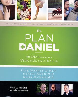 El plan Daniel - 40 días hacia una vida más saludable (Cartón) [Kit]