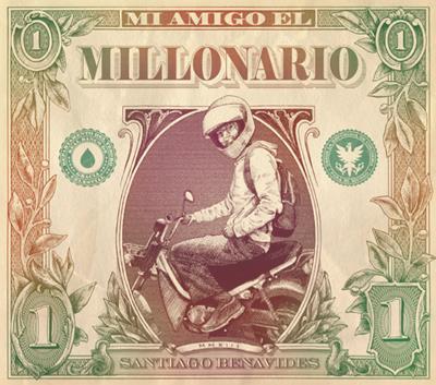 Mi amigo el millonario [CD]