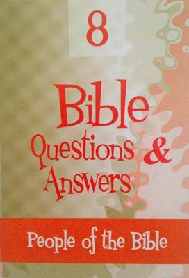 Preguntas Y Respuestas Bilingue N.8