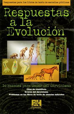 Respuestas A La Evolución (Plastificada) [Folleto]