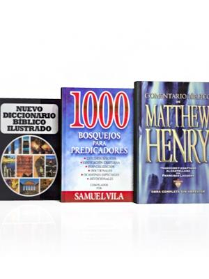Coleccion Esencial Clie/Paquete X 03 Libros/Diccionario+Comentario MH+1000 Bosq