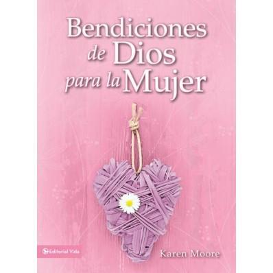 Bendiciones de Dios para la mujer (Tapa dura) [Bolsilibro]