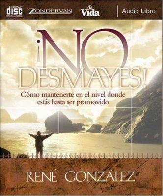 No Desmayes Audio CD
