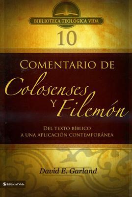 Comentario de Colosenses y Filemón (Rústica) [Comentario]