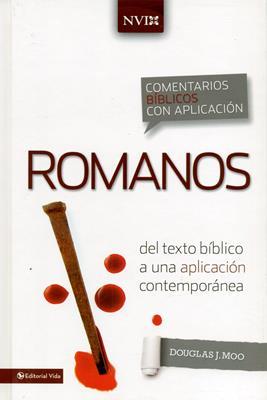 Comentarios bíblicos con aplicación Romanos (Tapa dura) [Comentario]