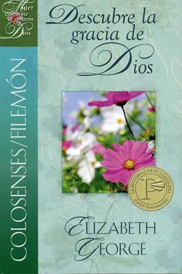 Descubre la gracia de Dios - Colosenses/Filemón (Rústica) [Libro]