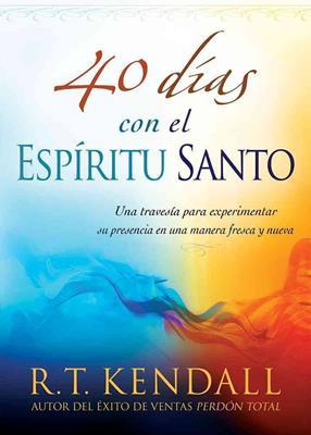 40 días con el Espíritu Santo (Rústica) [Libro]