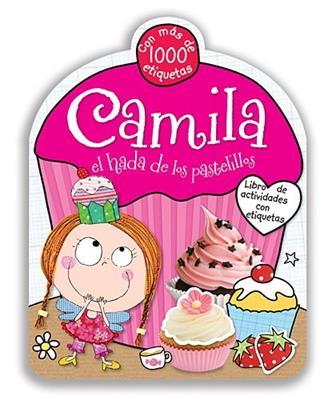Camila el hada de los pastelillos