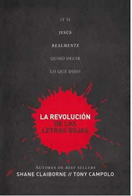 La revolución de letras rojas