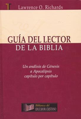 Guía del lector de la Biblia (Tapa dura) [Estudio Bíblico]