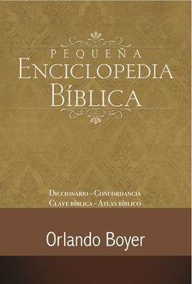 Pequeña enciclopedia Biblica (Tapa dura) [Enciclopedia]