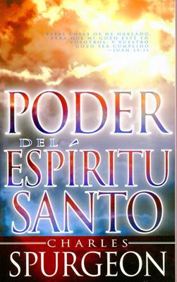 Poder del espíritu santo (Rústica) [Bolsilibro]