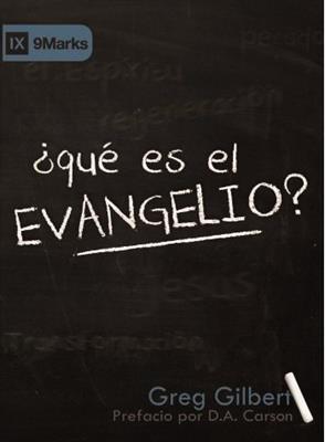 ¿Qué es el evangelio? (Rústica) [Bolsilibro]