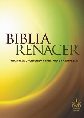 Biblia RVR/Renacer/Tapa Dura (Tapa Dura) [Biblia de Estudio]