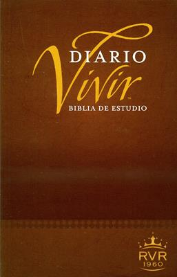 Biblia diario vivir (Rústica) [Biblia]