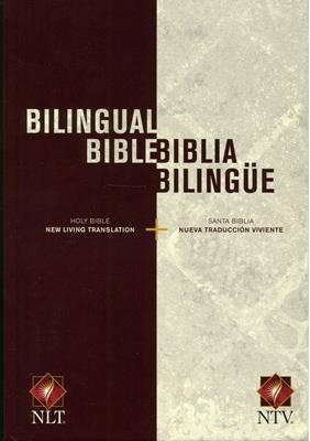 Biblia Bilingüe - Bilingual Bible (Tapa Dura) [Biblia]