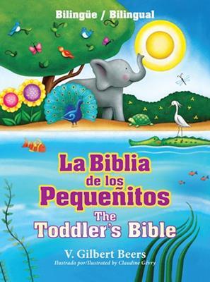 Biblia de los pequeñitos (bilingüe) (Tapa dura) [Biblia]