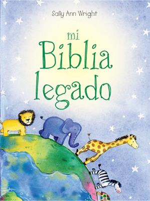 Mi biblia legado (Acolchada) [Biblia]