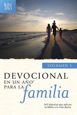 Devocional en un año para la familia - Volumen 1 (Rústica) [Devocional]
