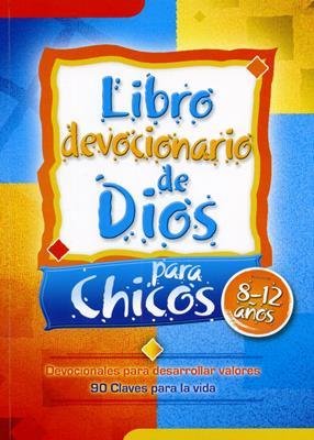 Libro devocionario de Dios para chicos (Rústica) [Devocional]