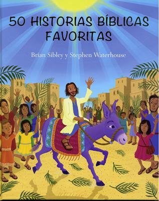 50 Historias Bíblicas Favoritas (Tapa Dura) [Biblia]