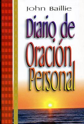 Diario de oración personal (Rústica) [Libro]
