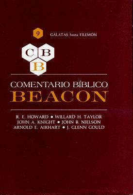 Comentario Bíblico Beacon -  Gálatas hasta Filemón (Tapa dura) [Comentario]