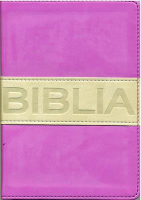 Biblia NVI Ultrafina Compacta Lila Amable (Imitación Piel (Vinilo)) [Biblia]