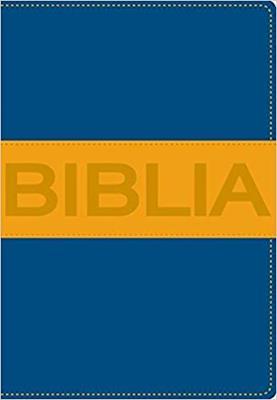 Biblia Contempo-NVI-Ultrafina-Compacta-Azul (Piel Especial )