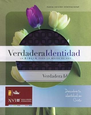Biblia Verdadera Identidad Púrpura Verde (Imitación Piel) [Biblia]