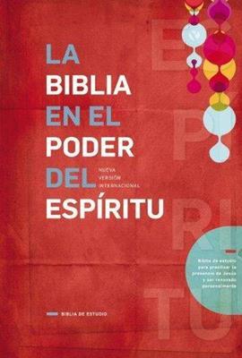 Biblia En El Poder Del Espiritu (Tapa dura)
