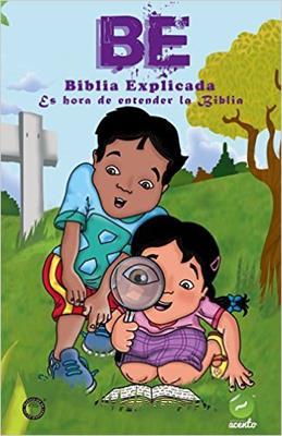 BE Biblia explicada para niños (Tapa dura) [Biblia]