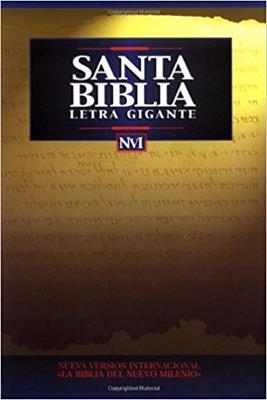 Biblia-NVI-Imitacion-Negro (Imitacion Piel )