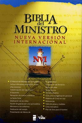 Biblia del ministro (Piel) [Biblia]