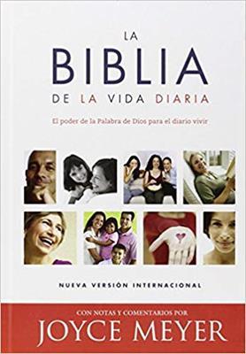 Biblia De La Vida Diaria Tapa Dura (Tapa Dura) [Biblia]