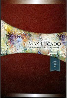 Biblia de Promesas RVR60 Max Lucado (Tapa Dura) [Biblia]