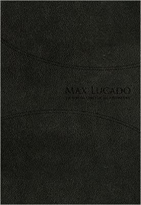 Biblia de promesas Max Lucado (Piel) [Biblia]