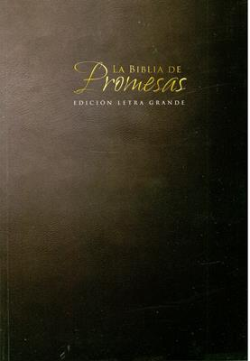Biblia RVR60 Promesas Letra Grande (Rústica) [Biblia]