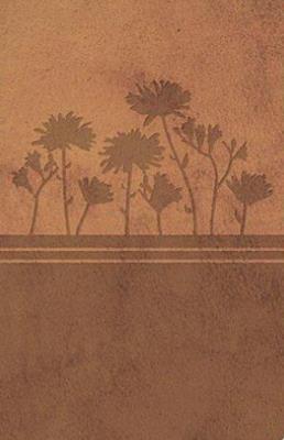 Biblia tipo agenda edición especial - Arbustos - Ocre (Piel) [Bíblia]