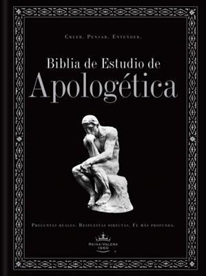 Biblia De Estudio Apologética Tapa Dura (Tapa Dura) [Biblia]