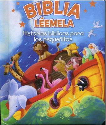 Biblia Léemela con Manija (Tapa Dura) [Biblia]